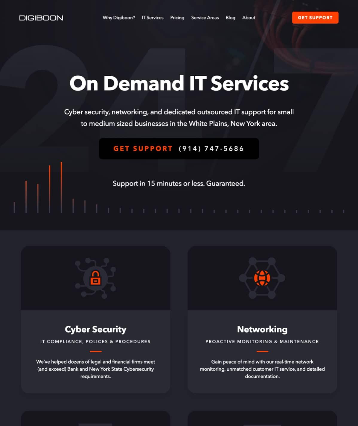Boise web design - Digiboon IT Services